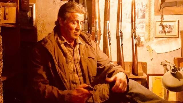 Sylvester Stallone comparte el nuevo adelanto de Rambo 5: Last Blood