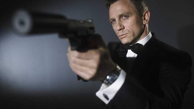 La nueva película de James Bond se titula No time to Die