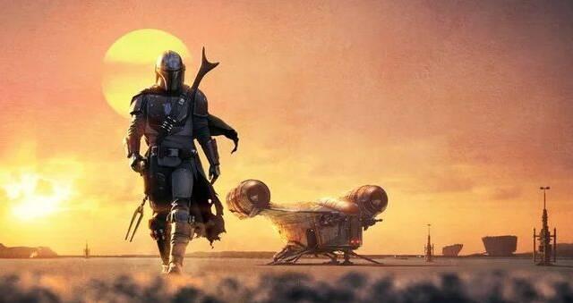 The Mandalorian: Presentado el póster oficial de la serie de Star Wars
