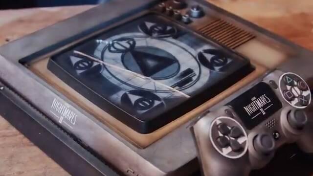 Así es la PS4 especial que homenajea a Little Nightmares II