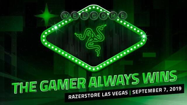 Razer abrirá una nueva tienda de 200 metros cuadrados en Las Vegas