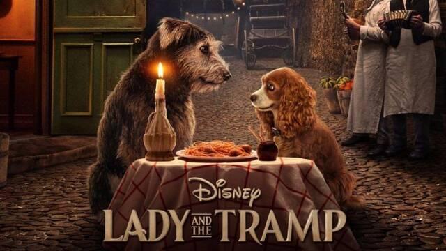 La versión de acción real de La dama y el vagabundo estrena su primer tráiler