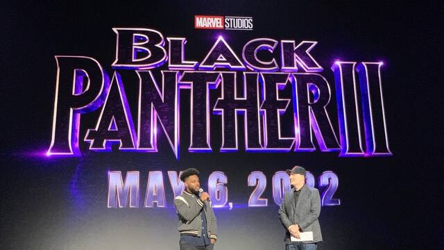 D23 EXPO: ¡Ya hay fecha para Black Panther 2: Two Kings!