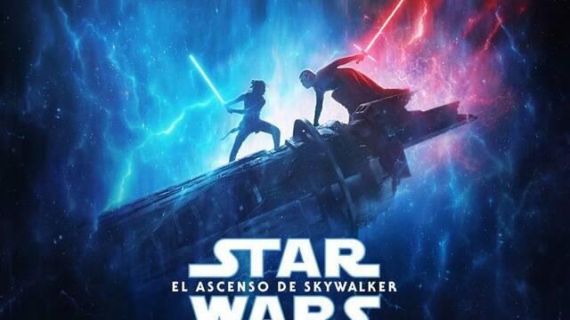 Star Wars: El ascenso de Skywalker estrena un nuevo y espectacular póster