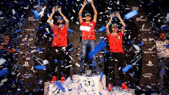 Coque López logra el tercer puesto en el World Tour de Gran Turismo en Nueva York