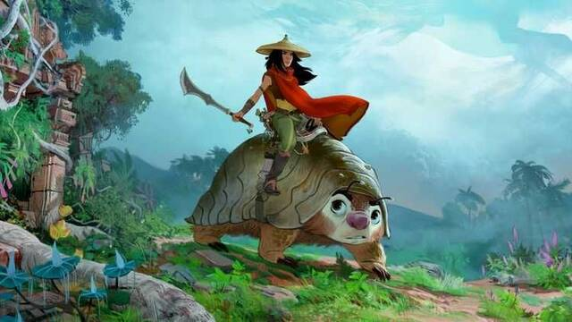 Raya and the Last Dragon, la nueva película de Disney que nos lleva a Asia