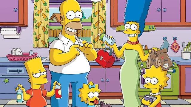 Los productores de Los Simpsons confirman película y spin-off
