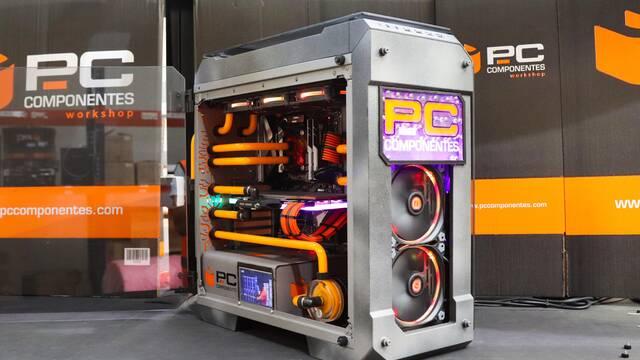 PcComponentes diseña un PC exclusivo para el Día Mundial de los Videojuegos