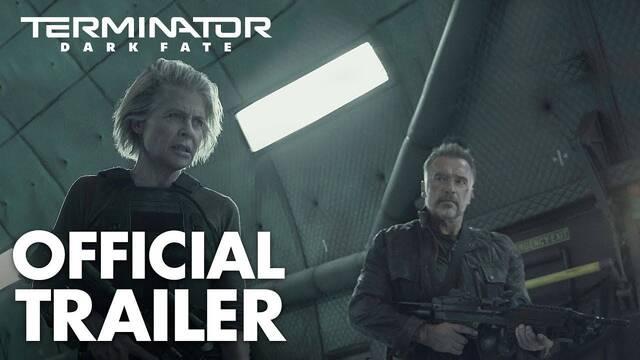 Terminator: Destino oscuro se luce en un nuevo tráiler