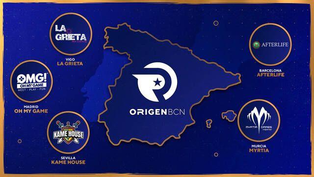Origen BCN unirá a aficionados de 5 ciudades para ver la final de la SLO
