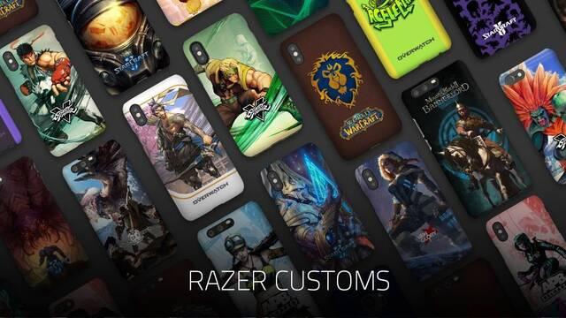 Razer Customs, la nueva herramienta para crear nuestra carcasa de móvil perfecta