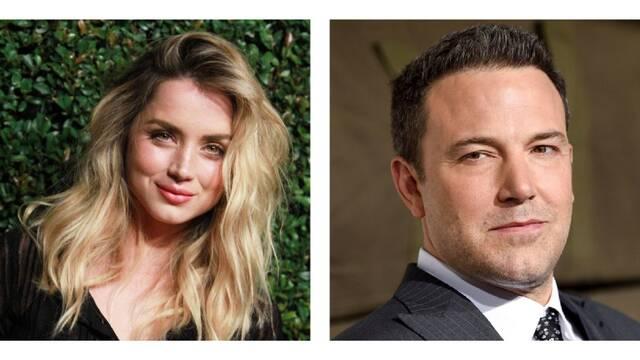 Ben Affleck y Ana de Armas juntos en el thriller erótico Deep Water