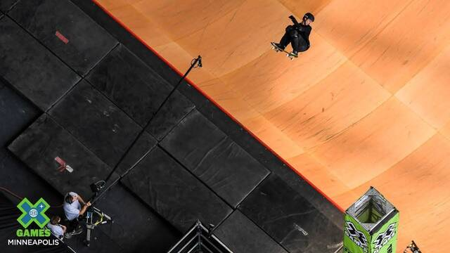 Consigue realizar el primer 1260 de la historia del skate