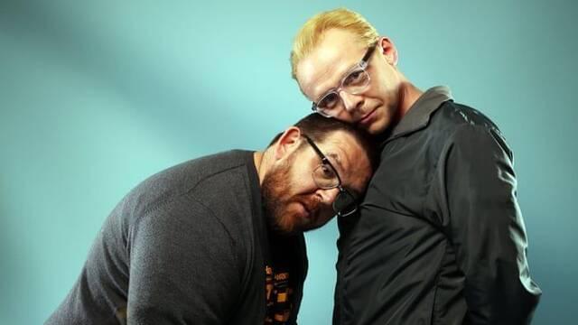 Simon Pegg y Nick Frost juntos de nuevo en una serie para Amazon