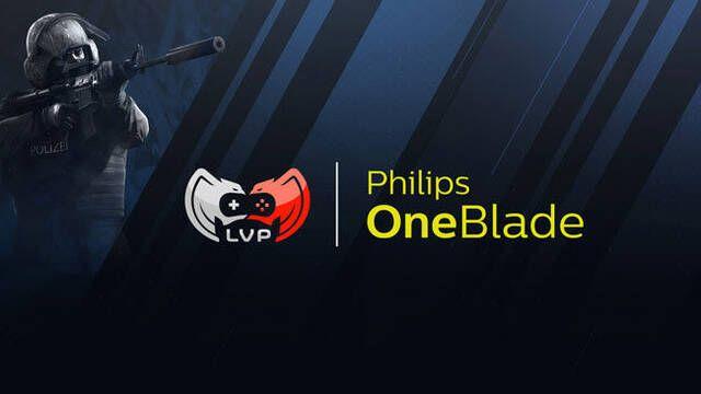 Philips OneBlade será el patrocinador de la Copa de CS:GO