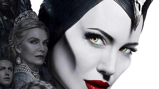 Maléfica no abandona a Aurora: Llega el póster de Maléfica: Maestra del mal