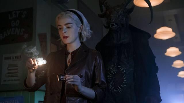 Sabrina: En la tercera temporada nos toca descender a los infiernos