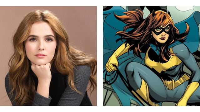 Zoey Deutch quiere ser Batgirl en la próxima película de DC