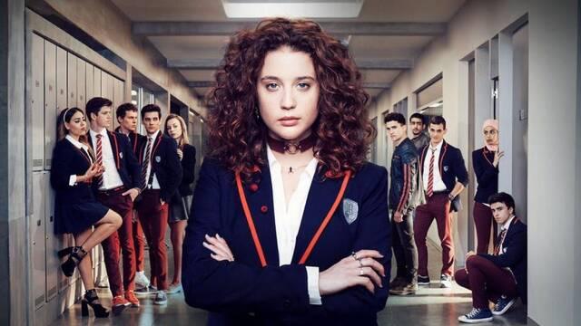 Élite presenta el primer adelanto de su segunda temporada
