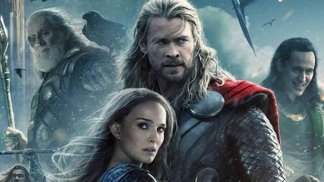Natalie Portman abandonó el universo de Marvel tras el convulso rodaje de Thor 2