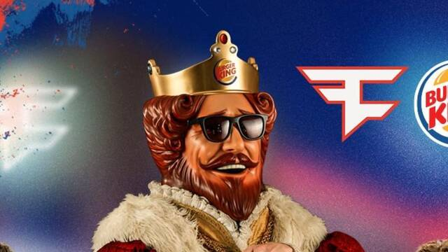 FaZe tendrá su propia hamburguesa en Burguer King