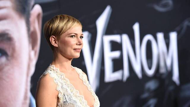 Confirmado: Michelle Williams está de regreso en Venom 2