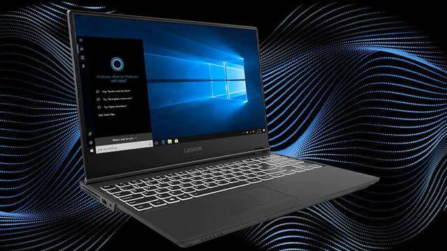 Lenovo presenta su nuevo portátil para jugar: Legion Y540