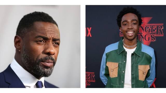 Concrete Cowboys estará protagonizada por Idris Elba y Caleb McLaughlin