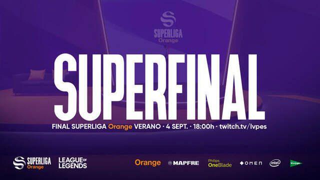 LVP retransmitirá la gran final de la Superliga Orange el 4 de septiembre desde un nuevo plató