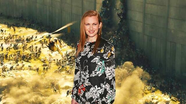 Guerra Mundial Z: Mireille Enos sigue queriendo la segunda parte