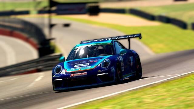 Brands Hatch albergará la sexta prueba de la Prosche TAG Heuer Esports Supercup