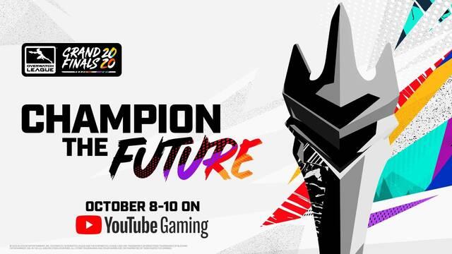 Las finales de la Overwatch League 2020 serán del 8 al 10 de octubre