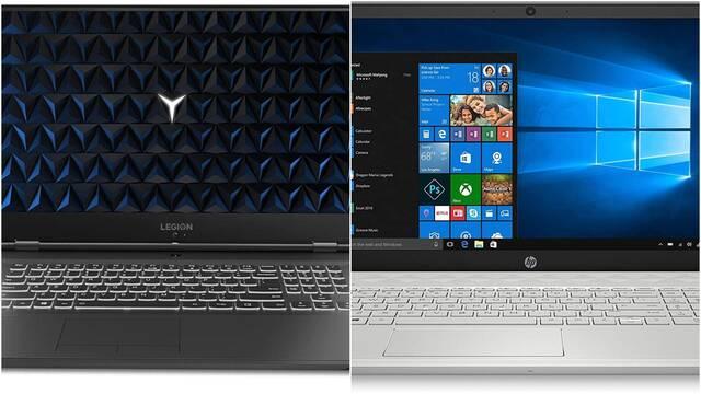 Lenovo y HP lideran un mercado de portátiles que creció un 27 % en el 2º trimestre del 2020