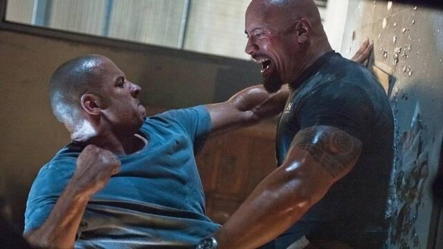 Pacto de fuertes: The Rock, Diesel y Statham no pueden perder una pelea en la saga Fast