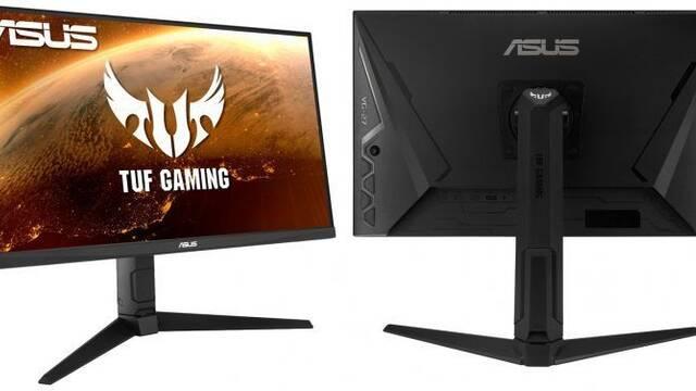 ASUS lanza su nuevo monitor para jugar TUF VG27AQL1A con tasa de refresco de 170 Hz