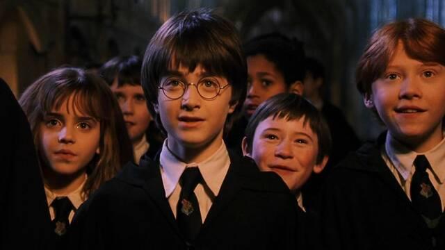 El reestreno de la saga Harry Potter en China lidera la taquilla
