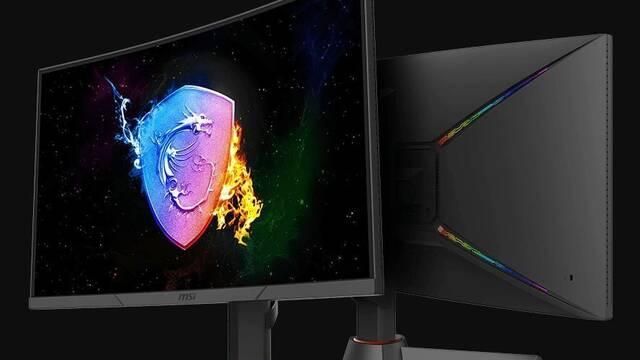 MSI presenta su monitor curvo para jugar Optix MAG271VCR