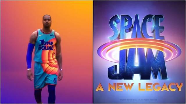 Space Jam 2: Primer avance con LeBron James en el equipo