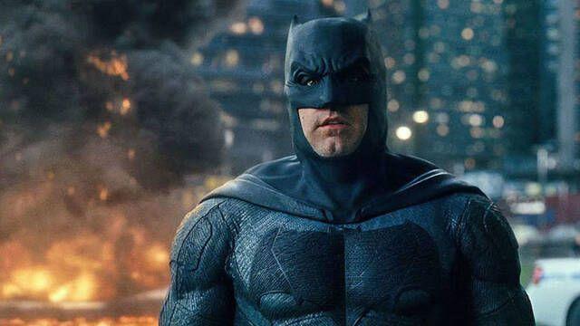 Ben Affleck regresará como Batman en la nueva película 'The Flash'