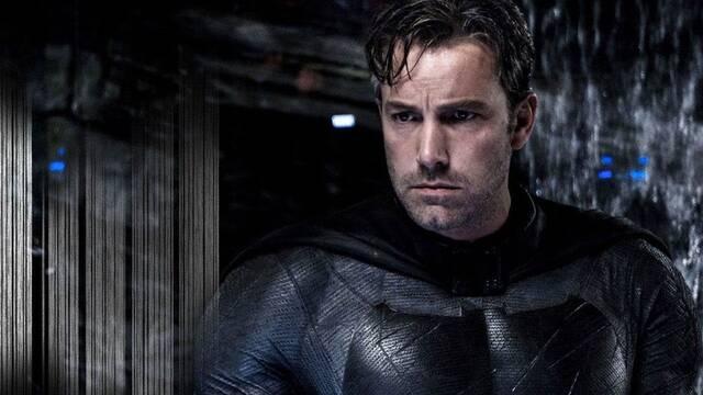 The Batman: Matt Reeves ama la versión de Ben Affleck del superhéroe