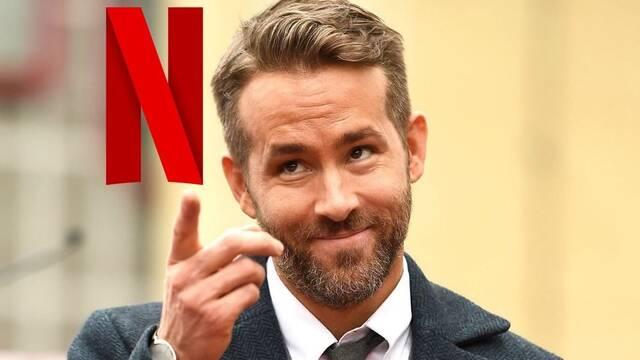 Ryan Reynolds será la estrella y el guionista de una nueva comedia para Netflix
