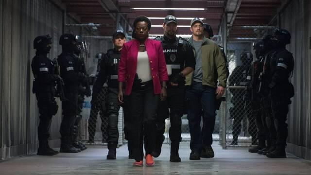 The Suicide Squad: James Gunn afirma que fue Amanda Waller lo que le enamoró del proyecto
