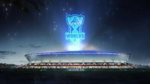 Los Worlds 2020 de League of Legends comenzarán el 25 de septiembre en Shanghái