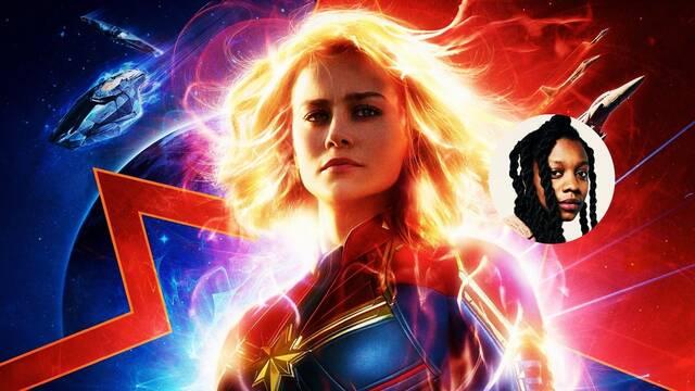 Capitana Marvel 2 ficha a la directora Nia DaCosta de Candyman