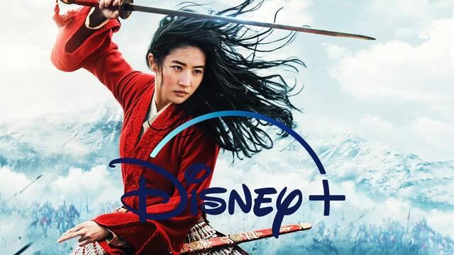 Disney: Sus acciones suben después de anunciar sus planes para Mulan