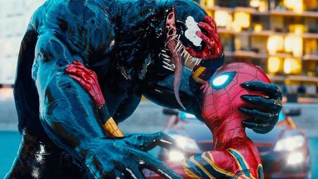 Venom vs. Spider-Man: Tom Hardy hará 'cualquier cosa' para que el crossover ocurra