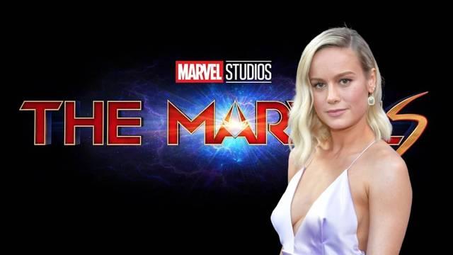 The Marvels: Brie Larson confirma que el rodaje ha comenzado