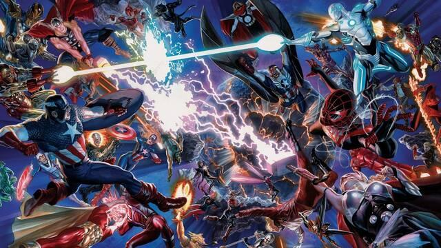 Marvel: ¿Se viene una película de Secret Wars con los Vengadores, X-Men y más?