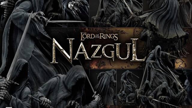El Señor de los Anillos: Los Nazgûl cobran vida en la increíble estatua de Prime 1 Studio