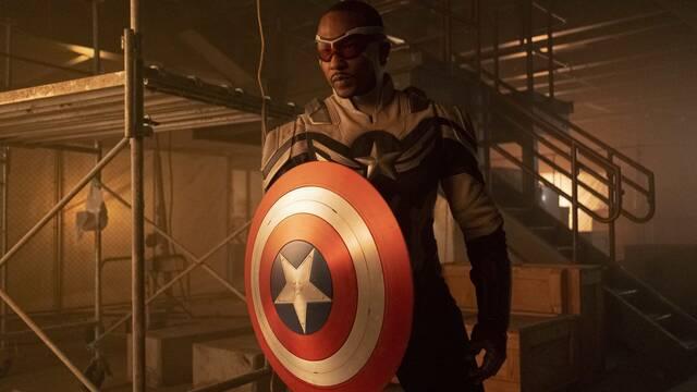 Capitán América 4: Anthony Mackie regresará como el héroe de Marvel